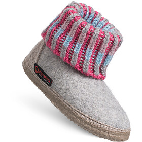 Giesswein Kronau High Slippers Kids, pebble